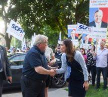 Le ministre Barrette attendu de pied ferme à Laval