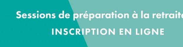 SESSION de préparation à la retraite – 2021-2022