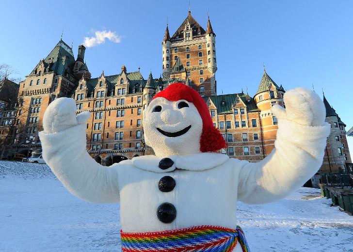Grand rassemblement à Québec – Carnaval de Québec – 15 février 2020