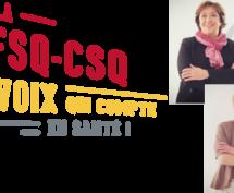 Communiqué de presse – FSQ-CSQ et SIIIAL