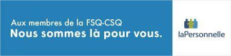 L'assurance La Personnel – Mesures d'allègement pour les membres du SIIIAL-CSQ