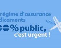 Courte enquête – Coûts des médicaments – Impacts sur vos assurances – Coalition solidarité santé