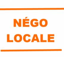 RÉSULTAT DE L'ASSEMBLÉE GÉNÉRALE – Entente de principe dispositions locales.
