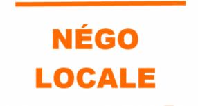 Info négo locale No 2 (1819) – 3 octobre 2018