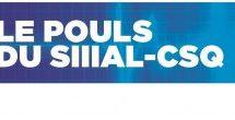 Le POULS du SIIIAL-CSQ – Novembre 2017 – Volume 8 No 7