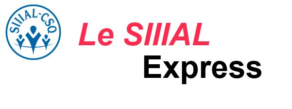 Le SIIIAL-Express – 19 avril 2021 – Grief