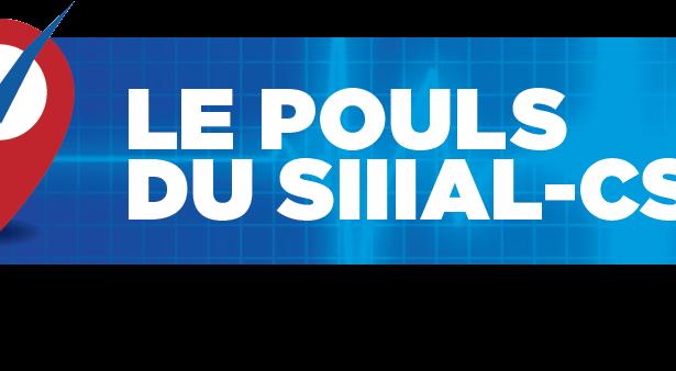Le POULS du SIIIAL-CSQ –  Décembre 2016 – Volume 8, No 10