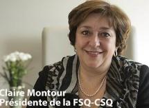 ÉLECTION À LA PRÉSIDENCE DE LA FÉDÉRATION DE LA SANTÉ DU QUÉBEC (FSQ-CSQ)