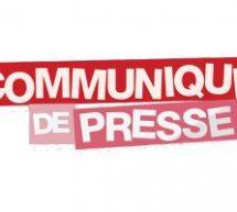 Communiqué de presse – Mesure contre le TSO