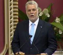 BILAN DU GOUVERNEMENT LIBÉRAL DE PHILIPPE COUILLARD